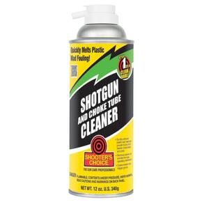 Shooter's Choice Shotgun and Choke Cleaner - 12 oz