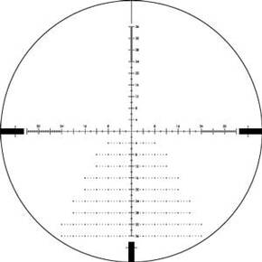 Vortex Diamondback Tactical Rifle Scope - 6-24x50mm FFP EBR-2C MRAD Reticle Black Matte