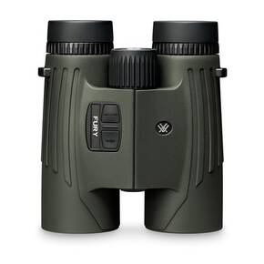 Vortex Fury HD Laser Rangefinder Binocular - 10x42mm Full Size Roof Prism HCD Black