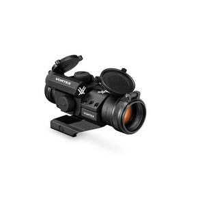 VORTEX StrikeFire II 4 MOA Red/Green Dot Scope - Black