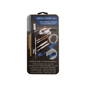 Gunmaster Universal Cleaning Kit with Ratchet and bit set for AR Platform .223 Rem/.308 Win