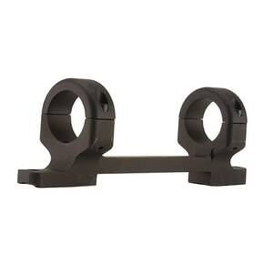 DNZ Game Reaper 1-Piece Integral Scope Mount - Remington 700 (8-40 screws) LA 30mm High Black