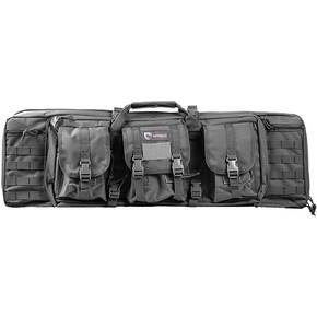 "Drago Double Gun Case - 36""x14""x12.5"" SEAL Gray"