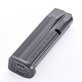 Wilson Combat EDC X9 Handgun Magazine 9mm Black Steel 15/rd