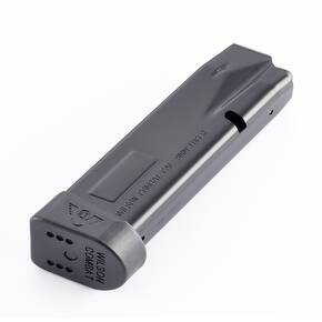 Wilson Combat EDC X9 Handgun Magazine 9mm Black Steel 18/rd
