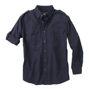 Woolrich Tactical Long Sleeve Shirt
