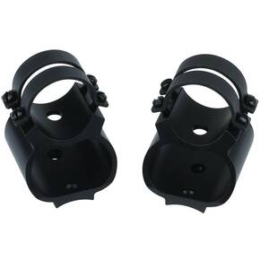 "Weaver See-Thru Steel Lock Ringmount, 1"" Browning A-Bolt, Gloss Black"