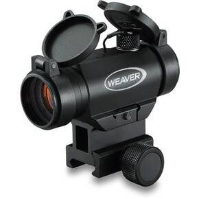Weaver Rapid Fire Red Dot Sight - 1x25mm 2 MOA Reticle