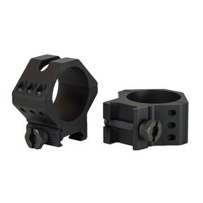 Weaver 6-Hole Picatinny Tactical Scope Rings 34mm Low