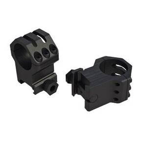 Weaver 6-Hole Picatinny Tactical Scope Rings 34mm XX-High
