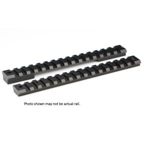 Warne 1-Piece Mountain Tech Tactical Rail Remington Short Action 20MOA