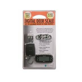Nature Vision Digital Deerscale with Remote 300 lbs