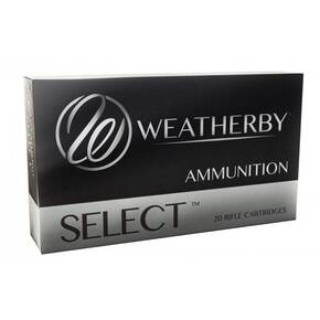 .Weatherby Select .270 Wby Mag 130gr Hornady Interlock 20/ct