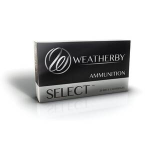 Weatherby Select Hornady Interlock Rifle Ammuntion .340 Wby Mag 250gr 2963 fps 20/ct