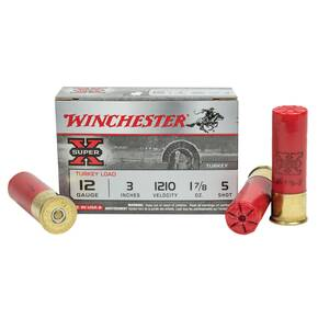 "Winchester Super-X Turkey Loads 3"" 1-7/8 oz #5 10/Box"