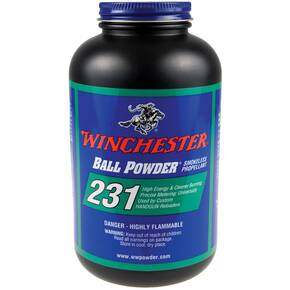 Winchester 231 Powder 4 lbs