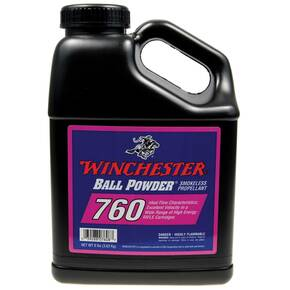 Winchester 760 Powder 8 lbs