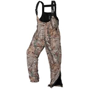 ArcticShield Pro Bib with X-System Lining - RealTree AP Medium