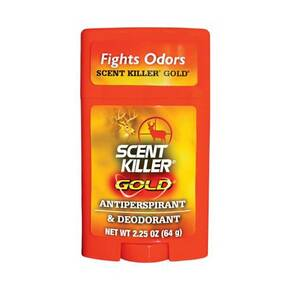 Wildlife Research Scent Killer Gold Antiperspirant & Deodorant - 2.25 OZ