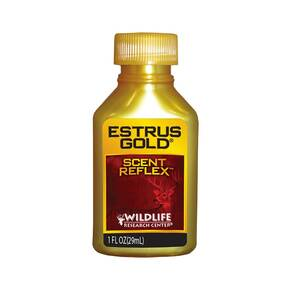 Wildlife Research Estrus Gold Super Premium Synthetic Doe Estrus 1 FL OZ