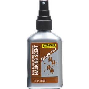 Wildlife Research X-tra Concentrated Earth Masking Scent 4 FL OZ