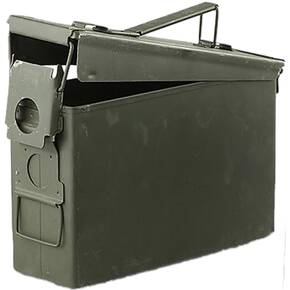 Used Ammo Can - .30 Cal