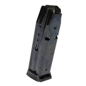 Walther PPX Magazine 9mm Black Steel 10/rd