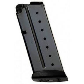 Walther PPS M2 Magazine .40 S&W Black Stainless 5/rd