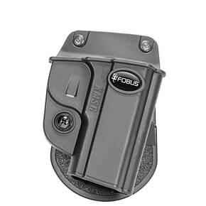 EVOLTION PADDLE HOLSTER FOR KIMBER MICRO & 9, SIG P238 P938 .22 & 9MM RH BK