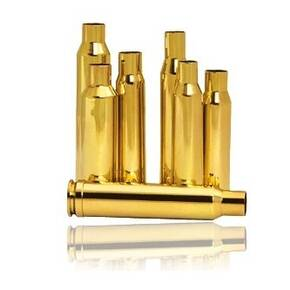 Norma Unprimed  Brass Rifle Cartridge Cases .300 Norma Mag 50/ct