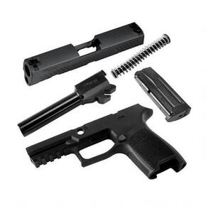 Sig Sauer Caliber X-Change Kit P320 / P250 Compact 9mm Black 10/rd Magazine