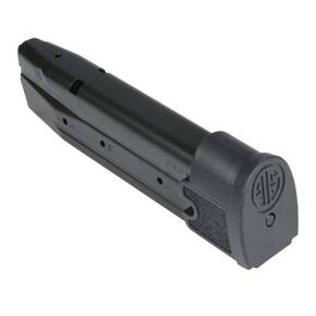 Sig Sauer P250/P320 Full Size Magazine 9mm Luger 21/rd Black