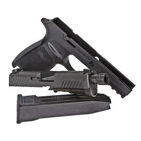 Sig Sauer Caliber X-Change Kit P320 Carry TACOPS 9mm X-Ray Threaded Black 21/rd Magazine