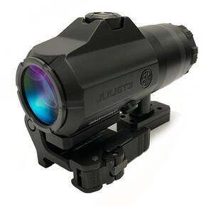 Sig Sauer Juliet3 Magnifier - 3x24mm PowerCam 90 Degree Mount Black