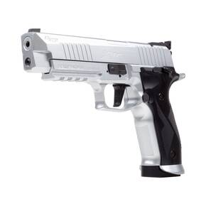 Sig Sauer P226 CO2 Air Pistol X-Five Series .177 cal 12 gr 20/rd Silver