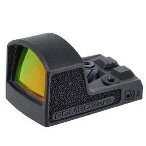 Sig Sauer Romeo Zero Reflex Red Dot Sight 3 MOA - Black