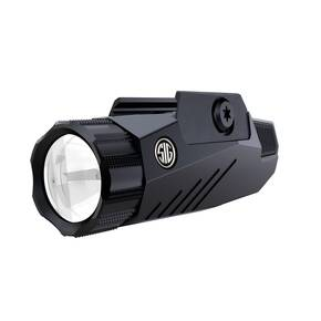 Sig Sauer FOXTROT1 Handgun Weapon Light - Mounts to Picatinny 1913 or Sig Sauer Proprietary Rails 100, 200 & 300 Lumens