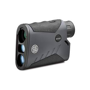 Sig Sauer KILO1000BDX Laser Rangefinder - 5x20mm High Transmittance LCD Display