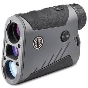 Sig Sauer KILO1600BDX Rangefinder 6x22mm Transmissive Red OLED Display - Graphite