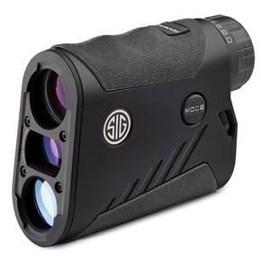 Sig Sauer KILO1600 Rangefinder 6x22mm Transmissive Red OLED Display - Black