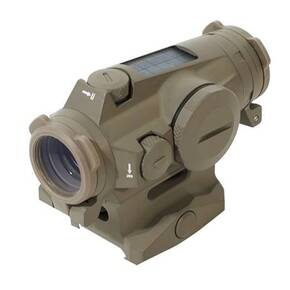 Sig Sauer ROMEO4T Red Dot Sight - 1x20mm 2 MOA Red Dot Ballistic Circle Dot Reticle 0.5 MOA Hex Bolt Mount Black Matte