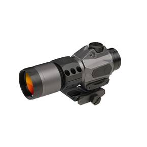 Sig Sauer ROMEO6H Red Dot Sight - 1x30mm 2 MOA Red Dot Ballistic Circle Dot Graphite