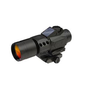 Sig Sauer ROMEO6T Solar Power Red Dot Sight - 1x30mm 2 MOA Red Dot Ballistic Circle Dot Black