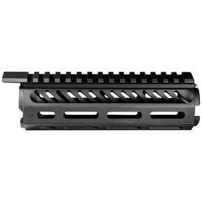 Mission First Tactical Tekko Metal AR15 Carbine 7 Inch Drop In  MLOK Rail System Black