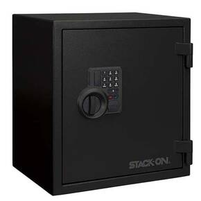Stack-On Medium Personal Fire Safe with E-Lock