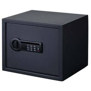 Stack-On Large Personal Safe with Electronic Lock - 1 shelf