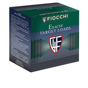 Fiocchi Exacta Crusher Shotshells 12ga 2-3/4 1oz 1300 fps #7.5 25/ct