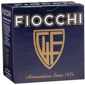 "Fiocchi Target Steel Shotshells 12 ga 2-3/4"" 1-1/8oz 1375 fps #7 25/ct"