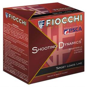 Fiocchi Exacta Fast Shooting Dynamics Shotshells 12ga 2-3/4 in 1-1/8oz 1250 fps #8 25/ct