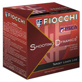 Fiocchi Target Light Shooting Dynamics Shotshells 12ga 2-3/4 in 1-1/8oz 1165 fps #9 25/ct